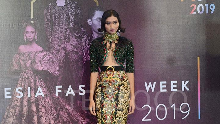 Indonesia Fashion Week 2019 Angkat Khasanah Budaya Kalimantan