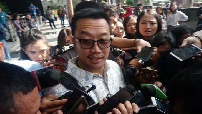 KONI Graft Case: Minister Imam Nahrawi Denies Receiving Bribe