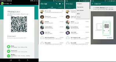 Tips Teknologi: Cara Pakai WhatsApp Web di Desktop dan Tablet