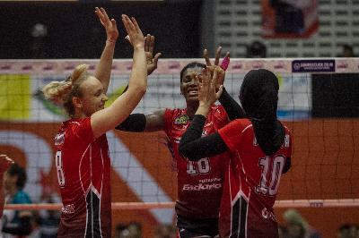 5 Fakta Grand Final Putri Proliga 2019: Pertamina Vs Popsivo
