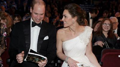 Kate Middleton Tak Terima Disebut Paman Oleh Pangeran William