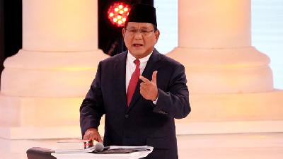 Prabowo`s Team Failed to Provide Sufficient Data in Facing Jokowi