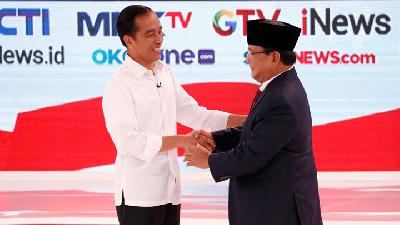 Jokowi, Prabowo Camps Agree on Metro TV Airing Election Debate