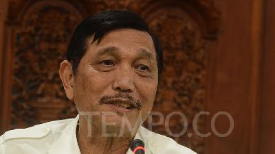 5 Controversial Moments of Reappointed Minister Luhut Pandjaitan