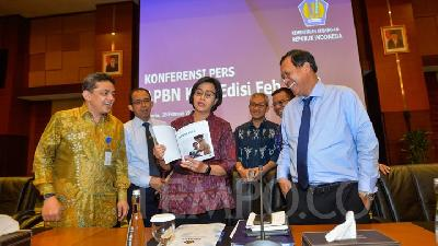 Sri Mulyani to Expand Tax Base, Improve Payment System