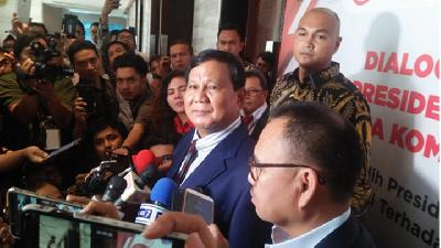 Prabowo Sees Deficit of BPJS Kesehatan as Small Matter