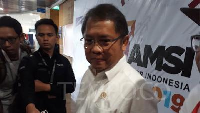 Minister Rudiantara Yet to Call Circular on Jokowi's Cabinet Hoax