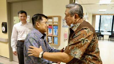 Jusuf Kalla Explains Difference between Jokowi and SBY