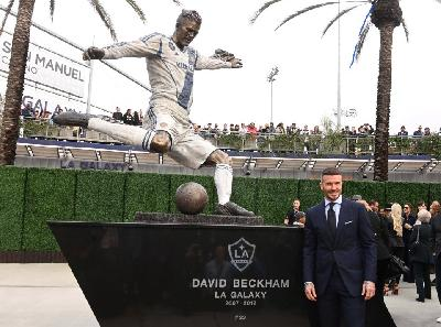 David Beckham Ingin Gabungkan Messi dan Ronaldo di Inter Miami