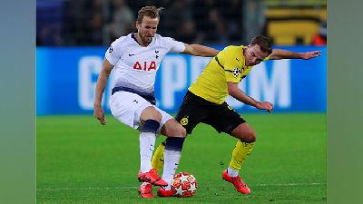 Pochettino Optimis Harry Kane Fit Untuk Final Liga Champions