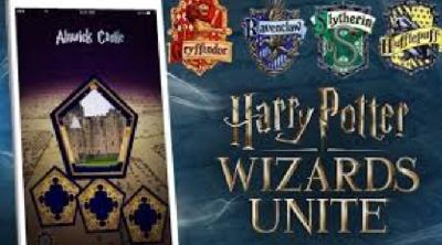 Harry Potter: Wizards Unite, Game Baru Mirip Pokemon Go
