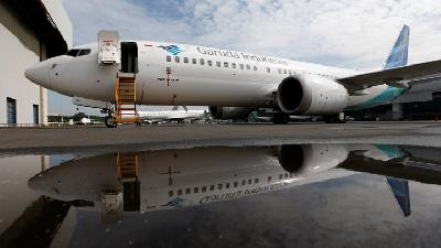 Garuda Indonesia Share Plunges 7.6 percent