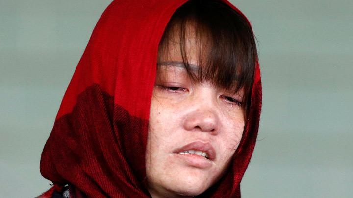 Malaysia pushes trial of Vietnamese woman in Kim murder