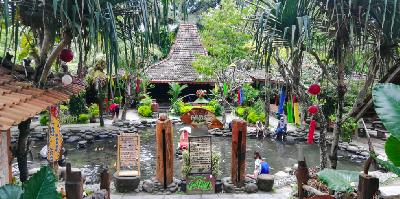 Kampung Flory; Alternative Tourist Destination in Yogyakarta