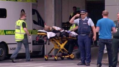 New Zealand Mosque Shootings Kill 40, Severely Injure 20