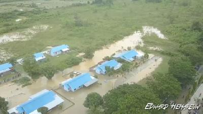 BNPB: 77 Dead, 43 Missing in Sentani Floods