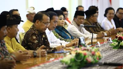President Jokowi Orders for Transport System Total Integration