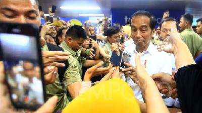 President Jokowi to Inaugurate MRT Jakarta on March 24