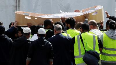 New Zealand Begins Funerals for Mosque Shooting Victims