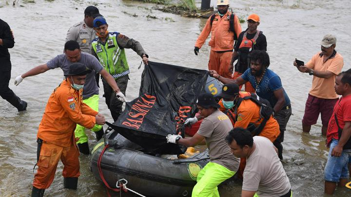 Death Toll in Sentani Flash Flood Rises to 104