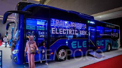 Transjakarta Boss on Future of All Electric Bus Fleet