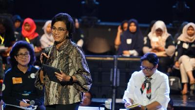 Jokowi Orders Corporate Tax Reduction, Sri Mulyani: Underway