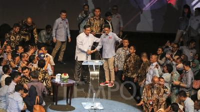 Prabowo Camp Rejects Metro TV as 4th Election Debate Organizer