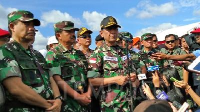 Democratic Party: Wiranto's Repressive General Tendency Shown