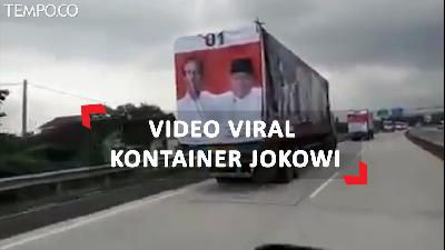 Andi Arief Ngetweet Video Viral Kontainer Jokowi, Netizen Heboh