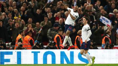 Raheem Sterling Bags Hat-trick As Hungry England Thrash Czechs