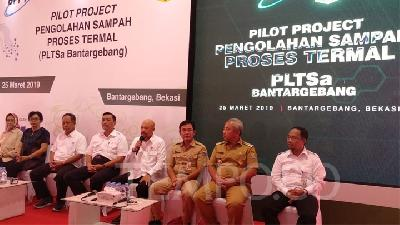 Bantar Gebang Garbage Power Plant is Eco-friendly: BPPT