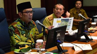 Ridwan Kamil: 8 Regions to Get Funds to Tackle Citarum Waste