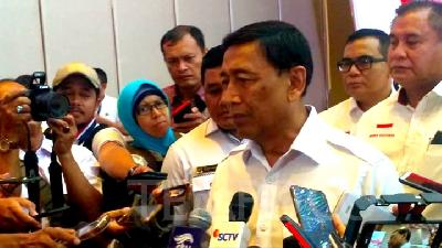 Wiranto Says KPU Must Be Guarded from Potential Intervention