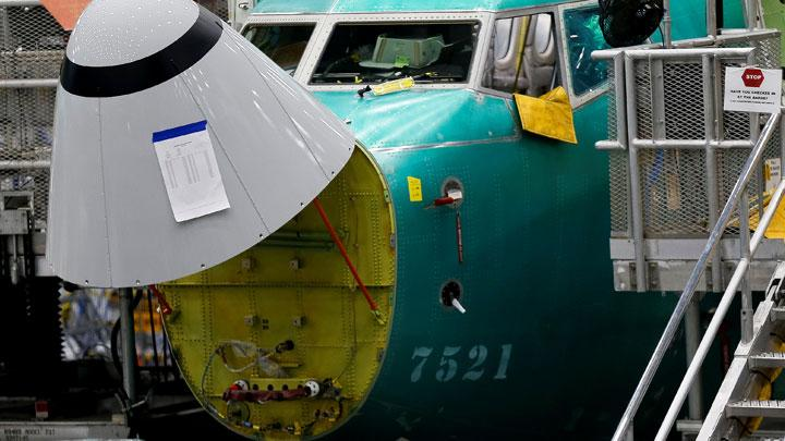 Boeing Unveils 737 MAX Software Fix after Fatal Crashes
