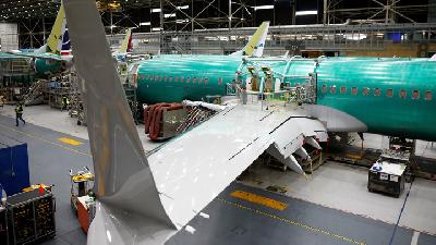 Boeing to spend $50 mn to Support 737 MAX Crash Victim Families