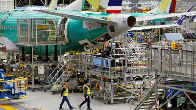 Boeing Makes $100 mn Pledge for 737 MAX Crash Support