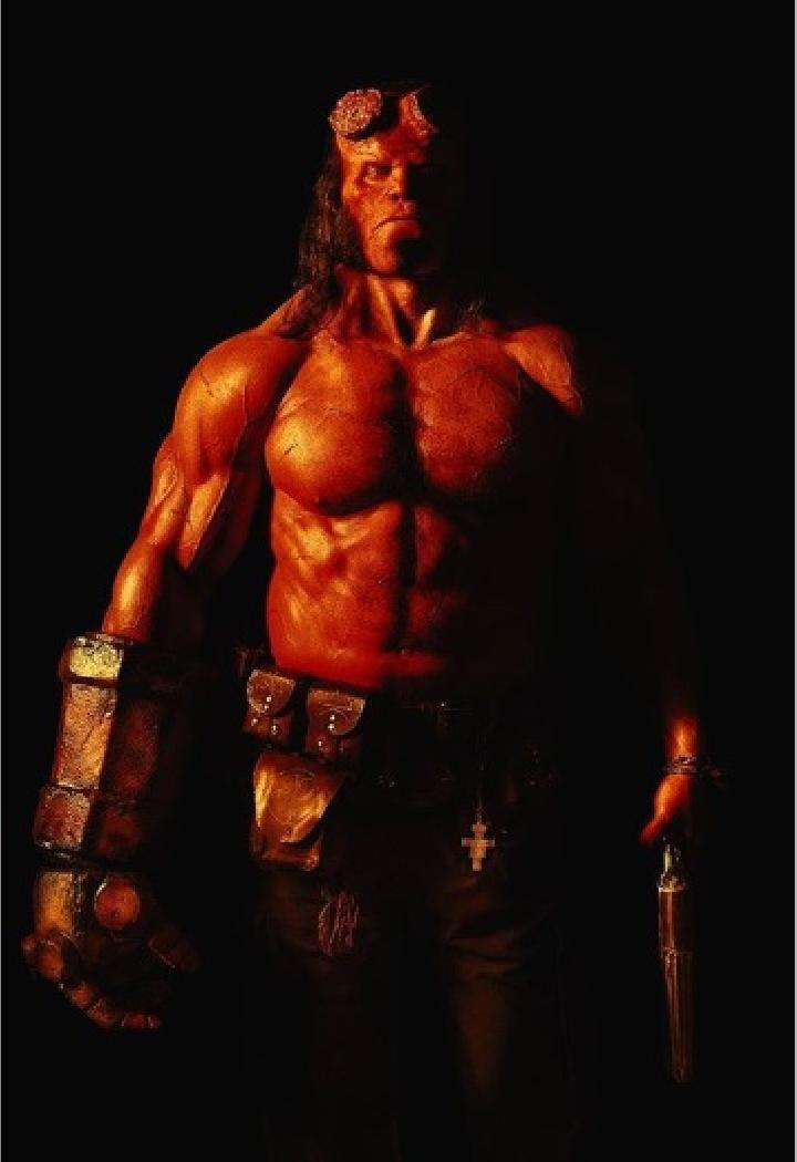Hellboy (Instagram @hellboymovie)