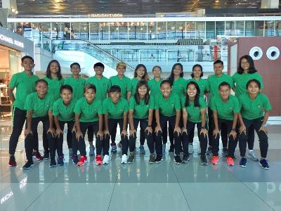 SEA Games: Women's Football Team Eyes Victory Against Thailand