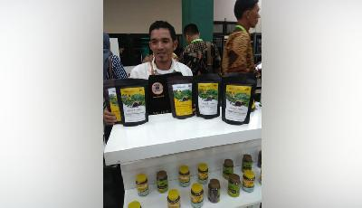 Kopi Indonesia Raup USD 2 Juta di London Coffee Festival