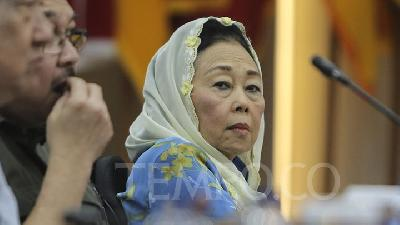 Former Indonesian First Lady Concerns with Current Situation