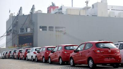 All New Honda Brio Made in Karawang Mulai Diekspor ke Filipina