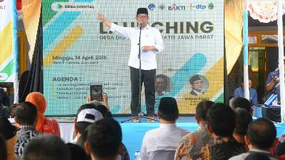 Ridwan Kamil: Amazon Siap Bangun Data Center Triliunan Rupiah