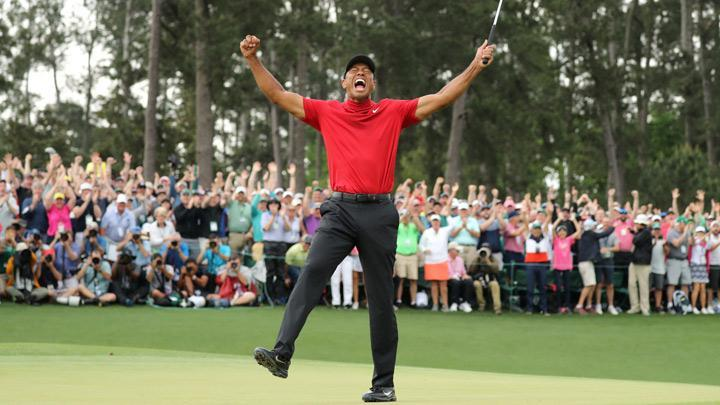 Tiger Woods. REUTERS/Lucy Nicholson