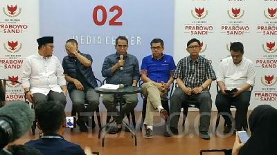 Prabowo Coalition Insist on Police, TNI Neutrality