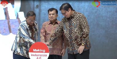 Indonesia Industrial Summit 2019, The Journey of Transformation