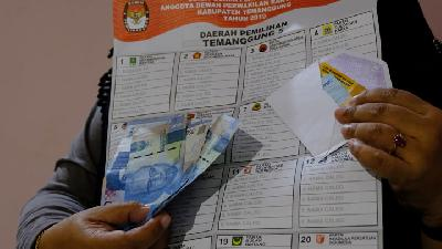 Bawaslu Still Probe Money Politics of Gerindra Jakarta Head Issue