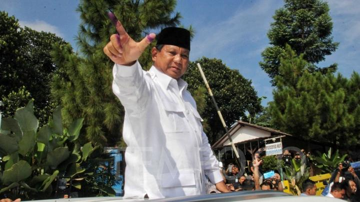 As Indonesian President Heads for Win, Police Warn on Security