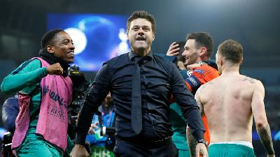Final Liga Champions, Real Madrid Tuding Pochettino Berbohong