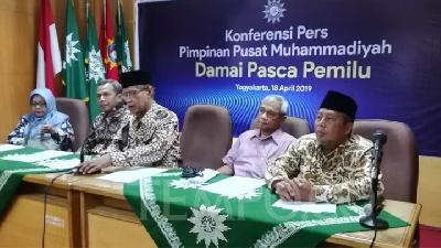 Muhammadiyah Speaks Up about Amien Rais' People Power