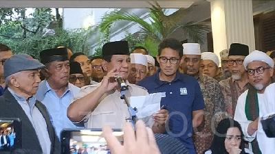 Maher Algadri: Prabowo Tak Punya Rencana People Power